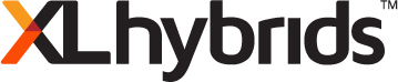 XL Hybrids Logo