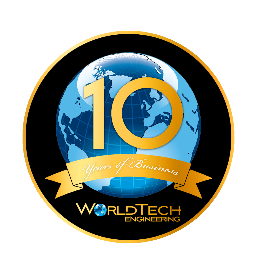 WorldTech logo